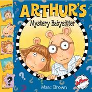 Arthur's Mystery Babysitter by Marc Tolon Brown