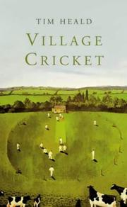 Cover of: Village Cricket | Tim Heald