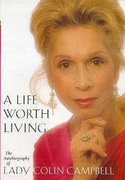 Cover of: A Life Worth Living