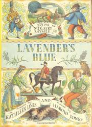 Cover of: Lavender