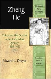 Zheng He by Edward L. Dreyer