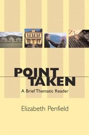 Cover of: Point taken |