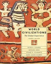 Cover of: World Civilizations | Peter Stearns
