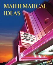 Mathematical ideas by Charles David Miller