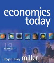 Cover of: Economics Today plus MyEconLab plus eBook 2-semester Student Access Kit (13th Edition) (MyEconLab Series)
