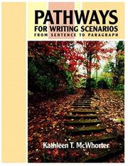 Cover of: Pathways for Writing Scenarios