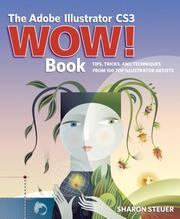 Cover of: The Adobe Illustrator CS3 Wow! Book (WOW!)