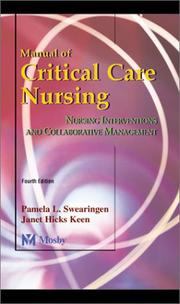The little icu book of facts and formulas 2008 edition open manual of critical care nursing fandeluxe Images