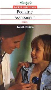Cover of: Pocket Guide to Pediatric Assessment