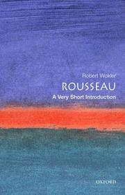 Cover of: Rousseau | Robert Wokler