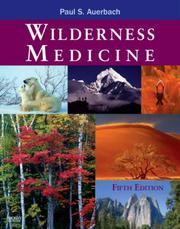 Cover of: Wilderness Medicine | Paul S. Auerbach