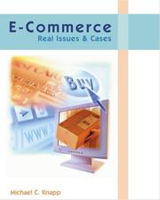 Cover of: E-Commerce | Chris Knapp