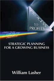 Cover of: Process to profits