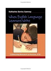 Cover of: When English language learners write