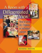 Cover of: A Room with a Differentiated View | Joanne Yatvin