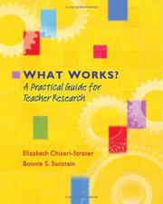 Cover of: What works?