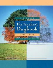 Cover of: The Teacher's Daybook 2004-2005