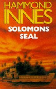 Solomons seal by Hammond Innes