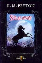 Cover of: Stealaway (Shock Shop)