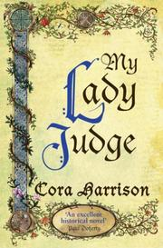 Cover of: My Lady Judge