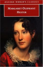 Cover of: Hester