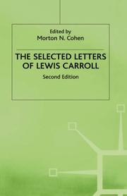 Cover of: The Selected Letters
