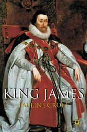 Cover of: King James | J. Pauline Croft