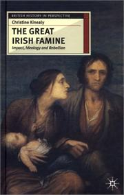 Cover of: The Great Irish Famine | Christine Kinealy