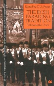 Cover of: The Irish Parading Tradition