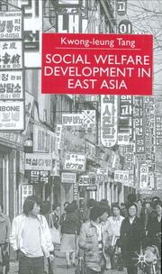 Cover of: Social Welfare Development in East Asia