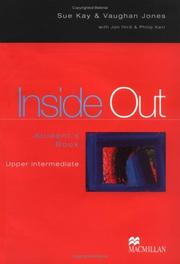 Cover of: Inside Out Upper Intermediate (Inside Out)