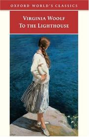 Cover of: To the Lighthouse (Oxford World