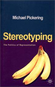 Cover of: Stereotyping
