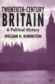 Cover of: Twentieth-century Britain