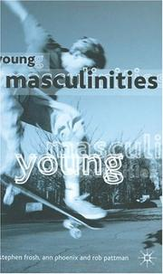 Cover of: Young Masculinities: understanding boys in contemporary society