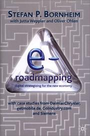 Cover of: E-roadmapping by