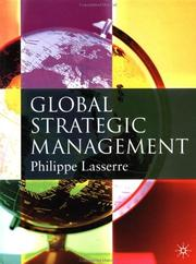 Global Strategic Management by Philippe Lasserre