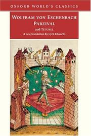 Cover of: Parzival and Titurel
