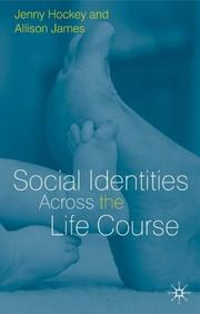 Cover of: Social identities across the life course