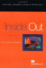 Cover of: Inside Out Pre-intermediate (Inside Out)