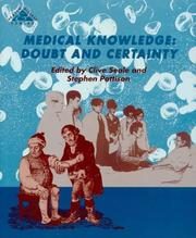 Cover of: Medical knowledge