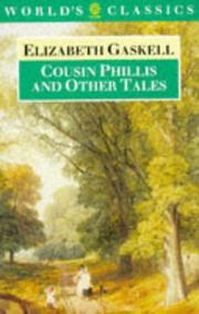 Cover of: Cousin Phillis and other tales