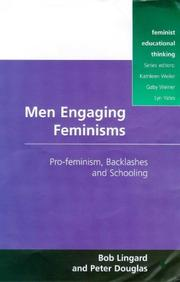 Cover of: Men engaging feminisms