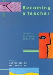 Cover of: Becoming a Teacher |