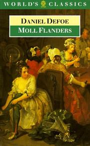 Cover of: Moll Flanders (World's Classics) | Daniel Defoe