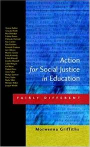 Cover of: Action for Social Justice in Education