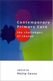 Cover of: Contemporary Primary Care