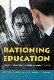 Cover of: Rationing Education | David Gillborn