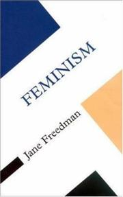 Cover of: Feminism (Concepts in the Social Sciences)