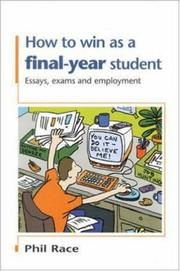 Cover of: Tackling your final year at university